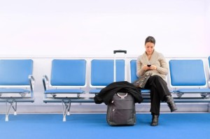 femme-aeroport